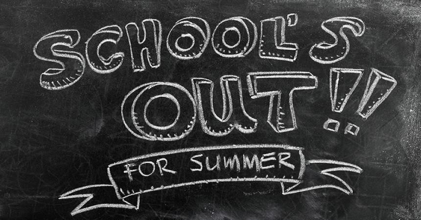 School Holidays Firmly Underway