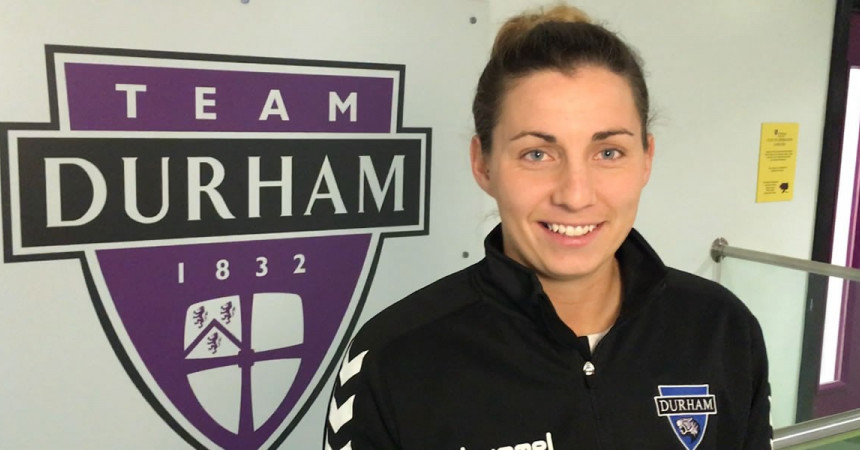 JW Wood Sponsored Durham Women FC sign champions league defender