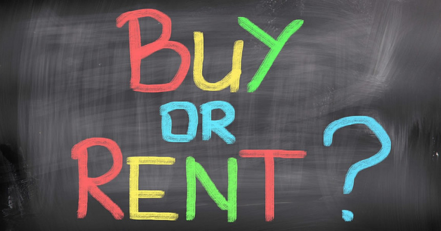 The Big Debate: Buying Vs. Renting
