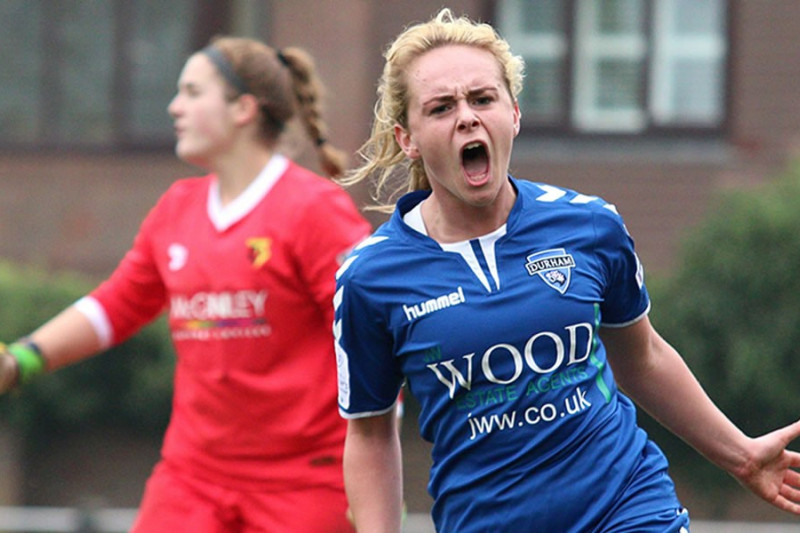Durham Women beat Charlton Athletic