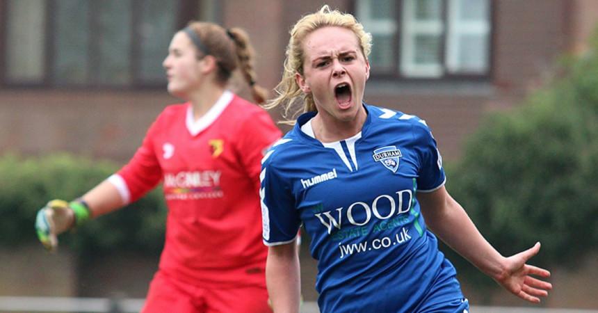 Durham Women beat Charlton Athletic