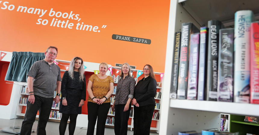 Official opening for £2.7m library in Billingham