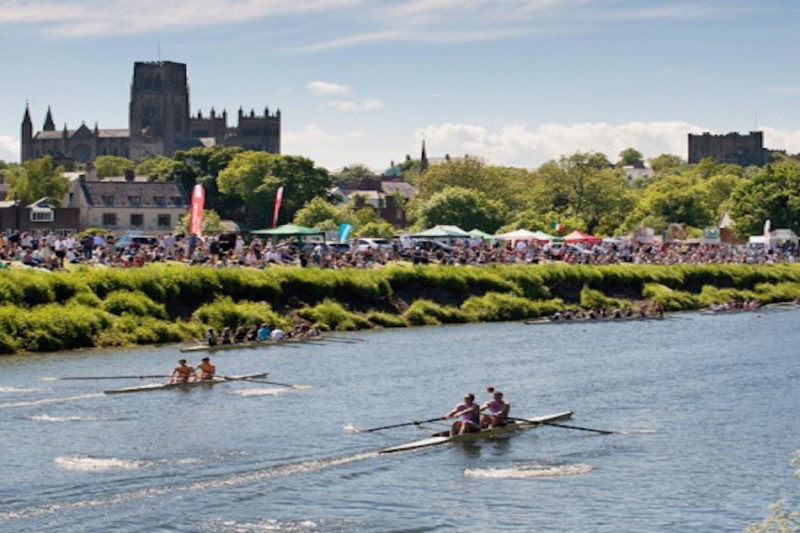 182nd Durham Regatta