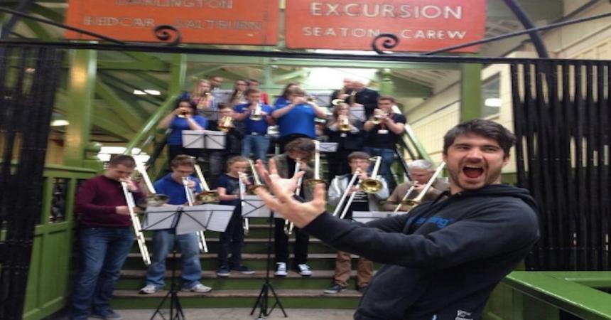 Darlington Jazz Festival, on Saturday/Sunday