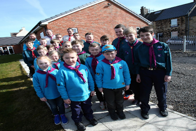 Consett scout hut to be ready next month