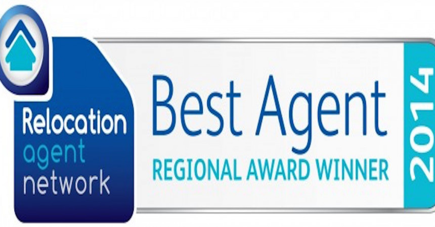 JW WOOD NAMED BEST AGENT IN THE NORTH EAST