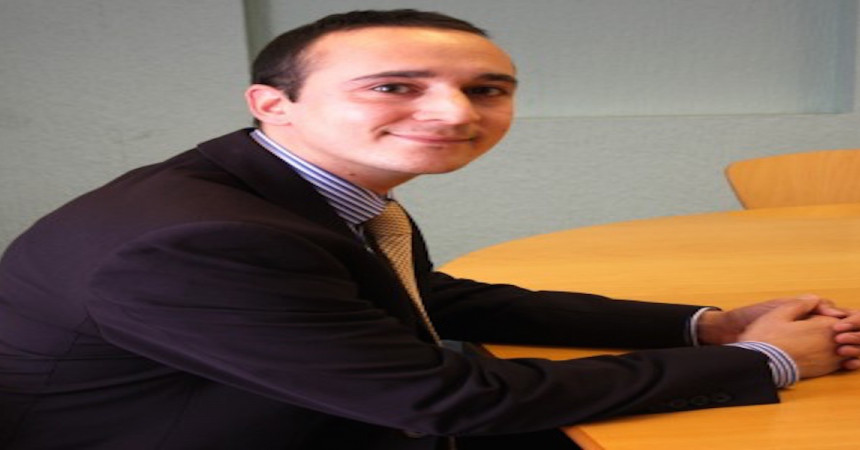 Richard Rafique newly appointed Commercial Director at J W Woods Estate Agents Durham