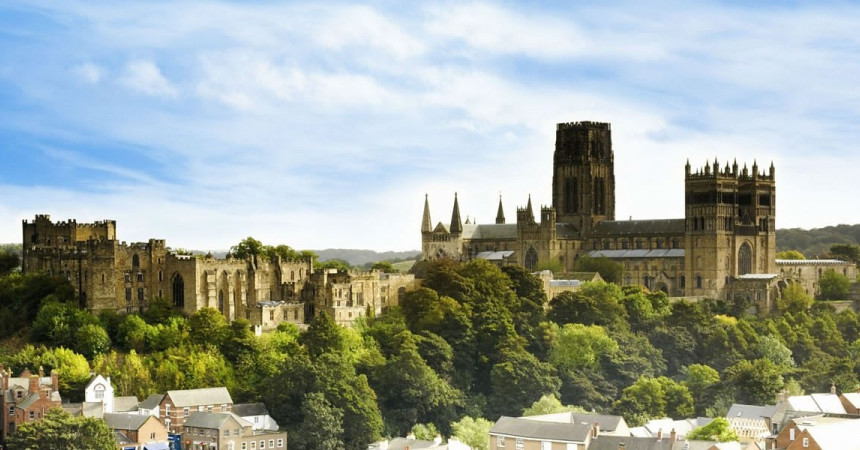 Five Fascinating Facts about Durham Cathedral