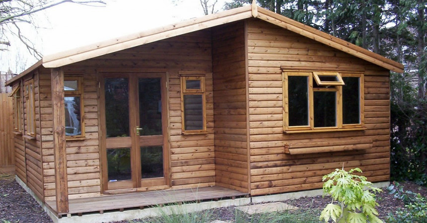 Do you need planning permission for garden buildings?