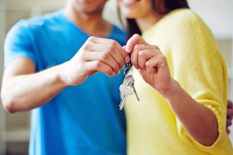 Most mortgages go to first-time buyers